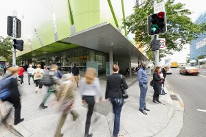 Brisbane Square, Access Consulting, Architecture & Access