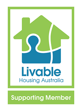 Livable Housing Australia supporter logo